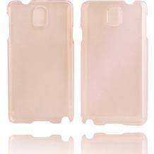 Twins Shield Matte für Samsung Galaxy Note 3, transparent