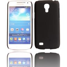 Twins Shield Matte für Samsung Galaxy S4 mini, schwarz