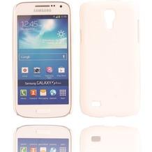 Twins Shield Matte für Samsung Galaxy S4 mini, weiß