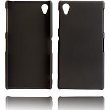 Twins Shield Matte für Sony Xperia Z1, schwarz