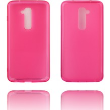 Twins Silicon Case LG G2,Pink