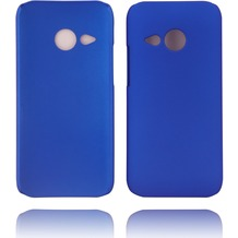 Twins Hardcase Softtouch für HTC mini2,blau