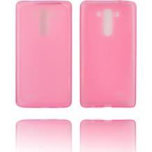 Twins Softcase Struktur fürLG G3,pink