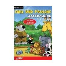 United Soft Media Emil & Pauline Lesespiele für die 1.Klasse