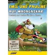 United Soft Media Emil und Pauline auf Madagaskar