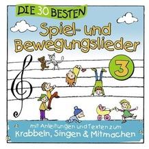 Universal Music Die 30 besten Spiel- und Bewegungslieder Vol. 3 Hörbuch