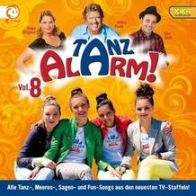 Universal Music Kika Tanzalarm! 8 Hörbuch