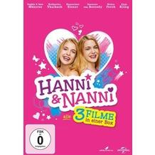 Universal Pictures Hanni & Nanni 1-3 [DVD]