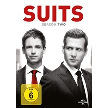 Universal Pictures Suits - Season 2 [DVD]
