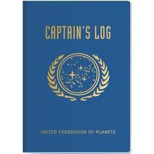 UPG Star Trek Notizbuch Captain´s Log groß