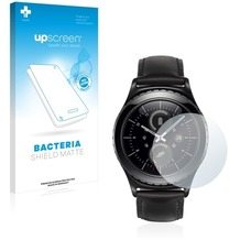 upscreen Bacteria Shield Matte Premium Displayschutzfolie für Samsung Gear S2 classic