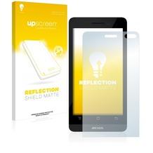 upscreen Reflection Shield Matte Premium Displayschutzfolie für Archos 40d Titanium