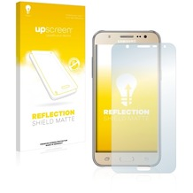 upscreen Reflection Shield Matte Premium Displayschutzfolie für Samsung Galaxy J7 (2016)