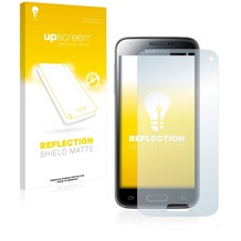 upscreen Reflection Shield Matte Premium Displayschutzfolie für Samsung Galaxy S5 Mini M-G800