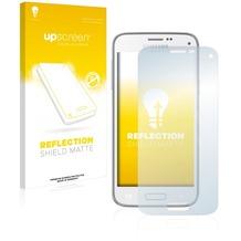 upscreen Reflection Shield Matte Premium Displayschutzfolie für Samsung Galaxy S5 Mini SM-G800