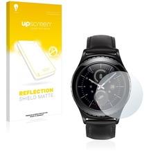 upscreen Reflection Shield Matte Premium Displayschutzfolie für Samsung Gear S2 classic