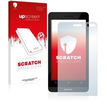upscreen Scratch Shield Clear Premium Displayschutzfolie für Archos 40d Titanium