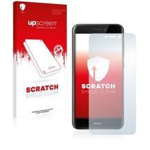 upscreen Scratch Shield Clear Premium Displayschutzfolie für Huawei P8 Lite 2017