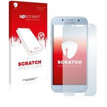 upscreen Scratch Shield Clear Premium Displayschutzfolie für Samsung Galaxy A3 (2017)