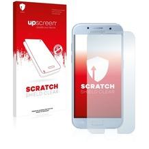 upscreen Scratch Shield Clear Premium Displayschutzfolie für Samsung Galaxy A5 (2017)