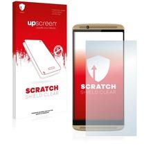 upscreen Scratch Shield Clear Premium Displayschutzfolie für ZTE Axon 7
