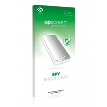 upscreen Spy Shield Clear Premium Blickschutzfolie für Samsung SGH-E900