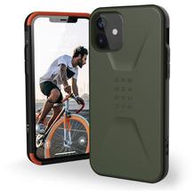 Urban Armor Gear Civilian Case, Apple iPhone 12 mini, olive, 11234D117272