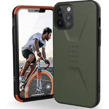 Urban Armor Gear Civilian Case, Apple iPhone 12 Pro Max, olive, 11236D117272