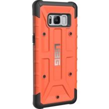 Urban Armor Gear DualPro Case - Samsung Galaxy S8+ - schwarz/schwarz