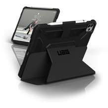 Urban Armor Gear Metropolis Case, Apple iPad Pro 12,9 (2020 & 2018), schwarz, 122066114040