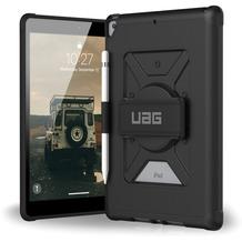 Urban Armor Gear Metropolis Handstrap Case, iPad 10,2 (2020 & 2019), schwarz, 12191L114040