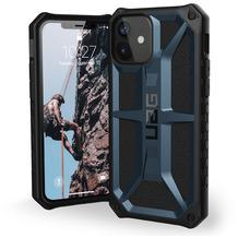 Urban Armor Gear Monarch Case, Apple iPhone 12/12 Pro, mallard (blau), 112351115555