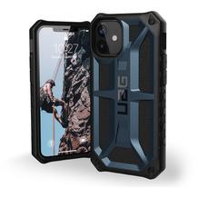 Urban Armor Gear Monarch Case, Apple iPhone 12 mini, mallard (blau), 112341115555