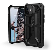 Urban Armor Gear Monarch Case, Apple iPhone 12 mini, schwarz, 112341114040