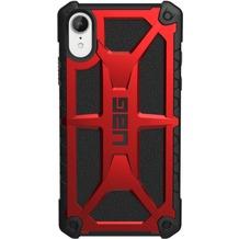 Urban Armor Gear Monarch Case, Apple iPhone XR, crimson (rot)