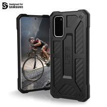 Urban Armor Gear Monarch Case, Samsung Galaxy S20, carbon, 211971114242