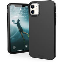 Urban Armor Gear Outback-BIO Case, Apple iPhone 11, schwarz, 111715114040