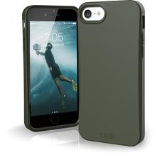 Urban Armor Gear Outback-BIO Case, Apple iPhone SE (2020)/8/7/6S, olive drab, 112045117272