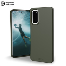 Urban Armor Gear Outback-BIO Case, Samsung Galaxy S20, olive drab, 211975117272
