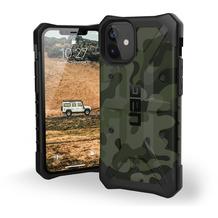 Urban Armor Gear Pathfinder Case, Apple iPhone 12 mini, forest camo, 112347117271