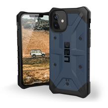 Urban Armor Gear Pathfinder Case, Apple iPhone 12 mini, mallard (blau), 112347115555