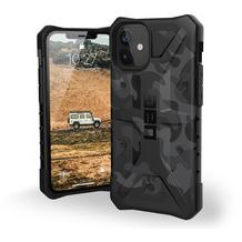 Urban Armor Gear Pathfinder Case, Apple iPhone 12 mini, midnight camo, 112347114061