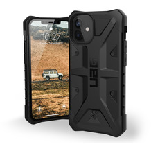 Urban Armor Gear Pathfinder Case, Apple iPhone 12 mini, schwarz, 112347114040