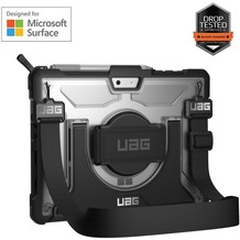Urban Armor Gear Plasma Case, Microsoft Surface Go, ice
