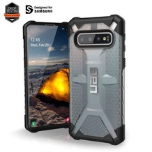 Urban Armor Gear Plasma Case, Samsung Galaxy S10, ice