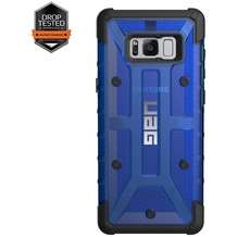 Urban Armor Gear Plasma Case - Samsung Galaxy S8+ - Cobalt (blau transparent)