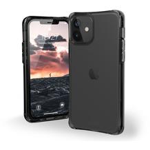 Urban Armor Gear Plyo Case, Apple iPhone 12 mini, ash (grau transparent), 112342113131