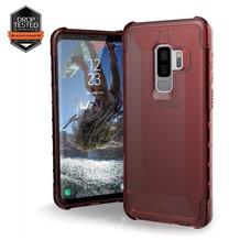 Urban Armor Gear Plyo Case Samsung Galaxy S9+ crimson (rot transparent)