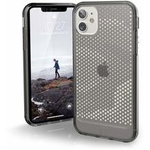 Urban Armor Gear U by UAG [U] Lucent Case, Apple iPhone 11/XR, ash (grau transparent), 11171N313131