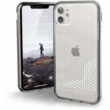 Urban Armor Gear U by UAG [U] Lucent Case, Apple iPhone 11/XR, ice (transparent), 11171N314343